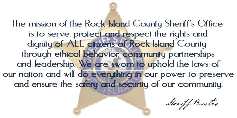 Rock Island County Sheriff' s Office - Home Page